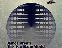 JAMES BROWN BOOTLEG • EDO MARANI • ARTWORK