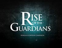 Assegai & Javelin - Rise of the Guardians