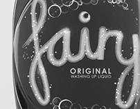 Fairy Liquid Rebrand