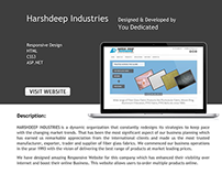 www.harshdeep.co.in