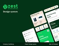 ZeMo design system