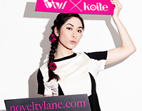 BTW Workshop x Koite Handmade Launch Campaign