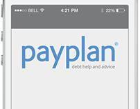 Payplan Mobile App Design