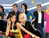 Jason Brooks - Swiss Casinos