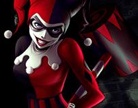 Harley Quinn Fan Art