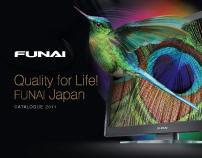 FUNAI EUROPE | Katalog IFA 2011 EN/DE
