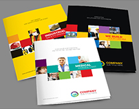 Multi Purpose Brochure - 4 Pages - Vol7
