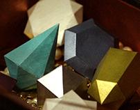 Treasure Chest Ring Holder | Papercraft