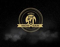 Petőfi TOP 50