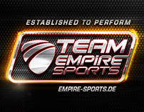Team Empire Sports: Logo and Banner