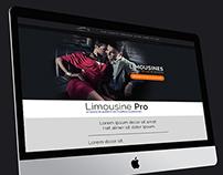 Webdesign Responsive Limousine