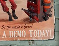 Team Fortress 2 Propaganda posters
