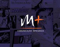 Peças Promocionais 2014 - Agência M+