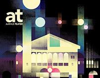 Aarhus Teater, årsplakat