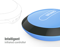 Intelligent infrared controller
