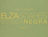 Elza Soares Live in Berlin