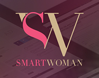 UNILEVER | SmartWoman Website UX & UI Design