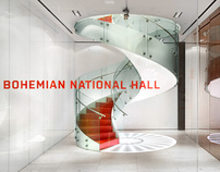 Bohemian National Hall New York