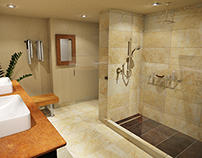 MAPEI Shower Perfect Kit Visualisation