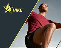 Hike microsite
