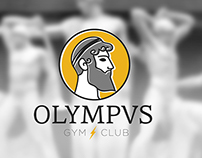 Brand Concept - Olympvs - Gym and Spa