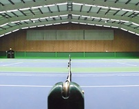Sevenoaks School Indoor Tennis Centre