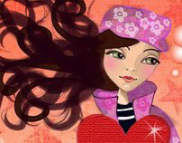Illustrations   Photoshop   Cartita Design ©2011