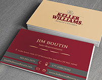 Business Card Conception