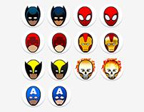 Comic Books & Super Heroes