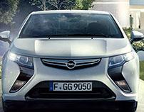 Opel Ampera Print Series