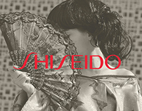 Shiseido - Past to the Future 140 anniversary