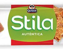 Empaque galleta Stila