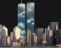 NYC 9/11 animation