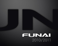 FUNAI prace 2010/2011