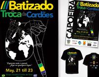 Batizado Capoeira Dandára CDO 2010 - Greece
