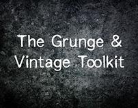 The Grunge & Vintage Toolkit