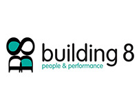 Building 8 - People and Performance (Visual Identity)