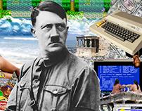 Hitler's Mustache