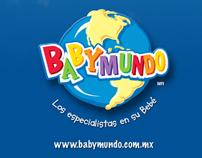 Babymundo » Brand identity and MKT positioning