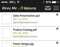 ReVu.Me from Vollero - Mobile App Design