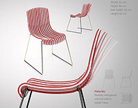 STRAW CHAIR