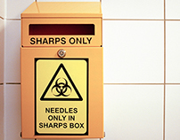 Sharps Only