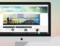 Dar AlQuran Website