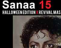 10.31.14 | Sanaa 15 | Halloween House Party
