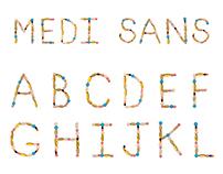 Medi-sans 3D Type