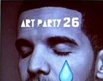 10.25.14 | Art Party