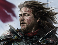 Character Art Game of Thrones Ascent
