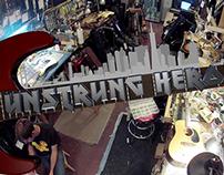 PAUL JAROLIMEKPRONER: Unstrung Heroes - GFX
