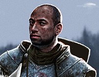 Game of Thrones Ascent Character Art