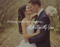 PRO EM Distinctly You Wedding Campaign